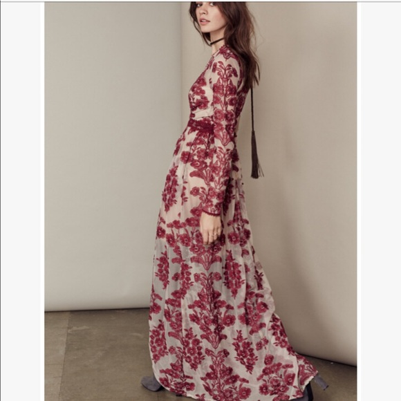 055f8d34234 For love   lemons Temecula wine Maxi dress